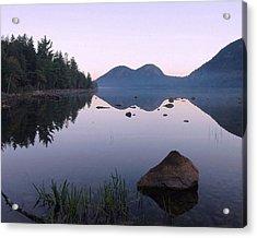 Dawn Reflections Acrylic Print by Stephen  Vecchiotti