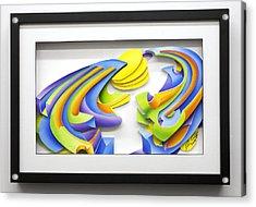 Day Acrylic Print by Jason Amatangelo