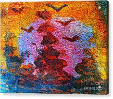 Day Time Is Here Acrylic Print by Fania Simon