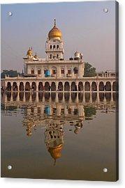 Delhi Acrylic Print by Stefan Hajdu