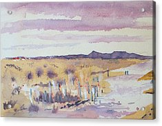 Desolation Acrylic Print by Harold Kimmel