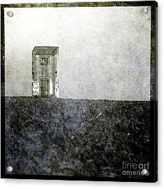 Devocote Acrylic Print by Bernard Jaubert