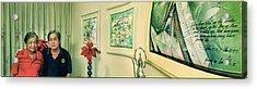 Dg Ate And Pn Glenn 85-91 Acrylic Print by Glenn Bautista