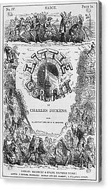 Dickens: Little Dorit Acrylic Print by Granger