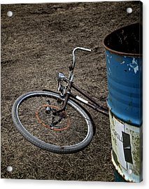 Disposable Acrylic Print by Odd Jeppesen