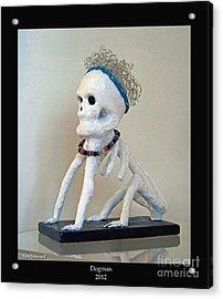 Dogman -2012 Acrylic Print by Tammy Ishmael - Eizman