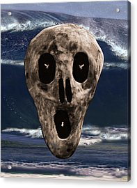 Dream Time Acrylic Print by Eric Kempson