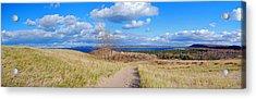 Dune Path To Glen Arbor Acrylic Print by Twenty Two North Photography