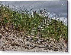 Dunes Acrylic Print by Rick Berk
