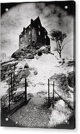Duntroon Castle Acrylic Print by Simon Marsden
