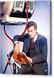East Of Eden, James Dean, 1955 Acrylic Print by Everett