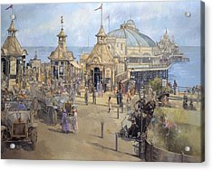 Eastbourne Acrylic Print by Peter Miller