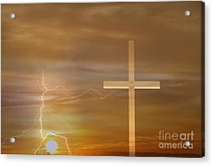 Easter Sunrise Acrylic Print by James BO  Insogna