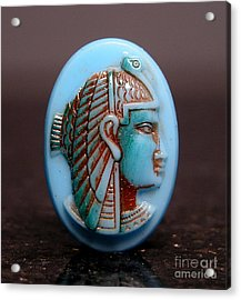 Egyptian 376 Acrylic Print by Dwight Goss