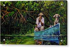 El Capitan Acrylic Print by Michael Cranford