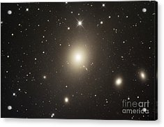 Elliptical Galaxy Messier 87 Acrylic Print by Robert Gendler
