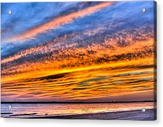 Endless Color Acrylic Print by Andrew Crispi