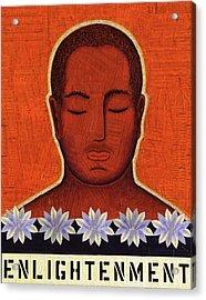 Enlightenment Acrylic Print by Gloria Rothrock