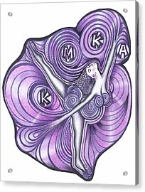 Fabulous Mothers Logo Acrylic Print by Rick Hill