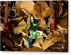 Fall From Grace Acrylic Print by Dean Harte