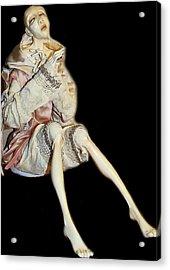 Fantina Acrylic Print by Nataly Fomina