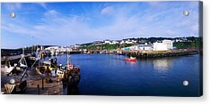 Fishing Harbour, Dunmore East, Ireland Acrylic Print by The Irish Image Collection