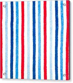 Fleece Background Acrylic Print by Tom Gowanlock