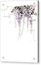Flowers Acrylic Print by Japan collection