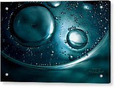 Fluidism Aspect 92 Photography Acrylic Print by Robert Kernodle