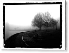Foggy Day H-3 Acrylic Print by Mauro Celotti