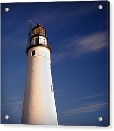 Fort Gratiot Lighthouse Acrylic Print by Gordon Dean II