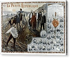 France: Socialism, 1900 Acrylic Print by Granger