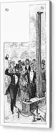 French Fair, 1889 Acrylic Print by Granger
