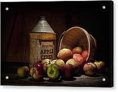 Fresh From The Orchard II Acrylic Print by Tom Mc Nemar