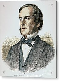 George Boole (1815-1864) Acrylic Print by Granger
