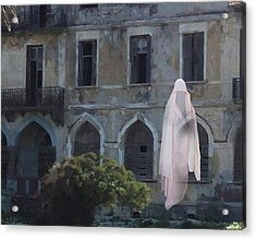 Ghost  Acrylic Print by Eric Kempson