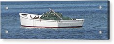 Gill Netter Acrylic Print by Kevin Brant