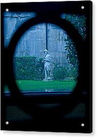 Glimpse Acrylic Print by Phil Bongiorno