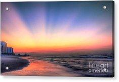 Good Morning Acrylic Print by Jeff Breiman
