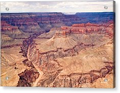 Grand Canyon Acrylic Print by Kantor