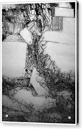 Graphics Europa 200 Acrylic Print by Waldemar Szysz