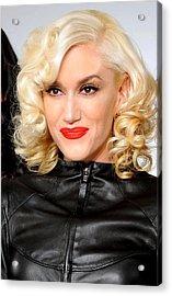 Gwen Stefani In Attendance For L.a.m.b Acrylic Print by Everett