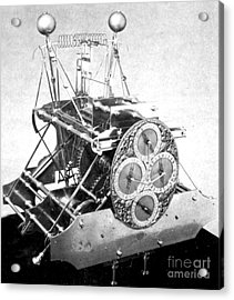 Harrisons First Marine Timekeeper Acrylic Print by Photo Researchers