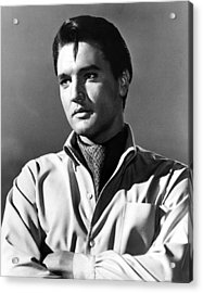 Harum Scarum, Elvis Presley, 1965 Acrylic Print by Everett
