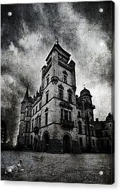 Haunted 2 Acrylic Print by Laura Melis