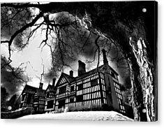 Haunted Hall Acrylic Print by Matt Nuttall