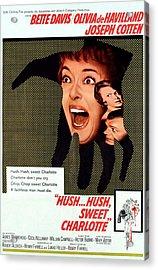 Hush...hush, Sweet Charlotte, Center Acrylic Print by Everett