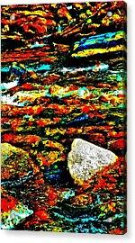 Hyper Grafton 74 Acrylic Print by George Ramos