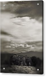 I Dreamed That Love Would Never Die Acrylic Print by Laurie Search