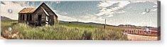 Idaho Panorama Acrylic Print by Gregory Dyer
